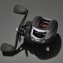 Высокая скорость 200 6,3: 1 Капельное колесо левая/правая ручная леска с колесиком рыболовные инструменты спиннинговая катушка