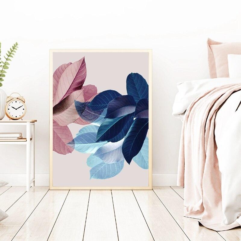 Botanical Canvas Art Print Home Decor