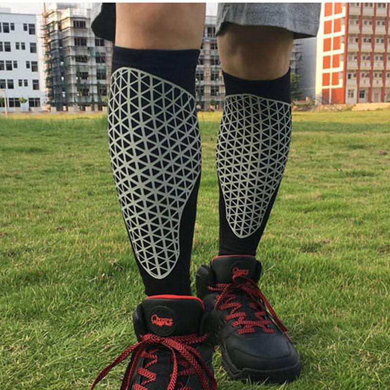 1 pár Shin Guard noha Warmers Cyklistika Komprese Calf Sleeve - Sportovní oblečení a doplňky
