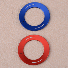 Aluminum Alloy Car Engine Start Stop Push Button Key Cover Trim Ring Inner Protector Sticker Fit For Infinti Q50 Q50L QX60 Q60 brand new motorcycle aluminum alloy inner ring