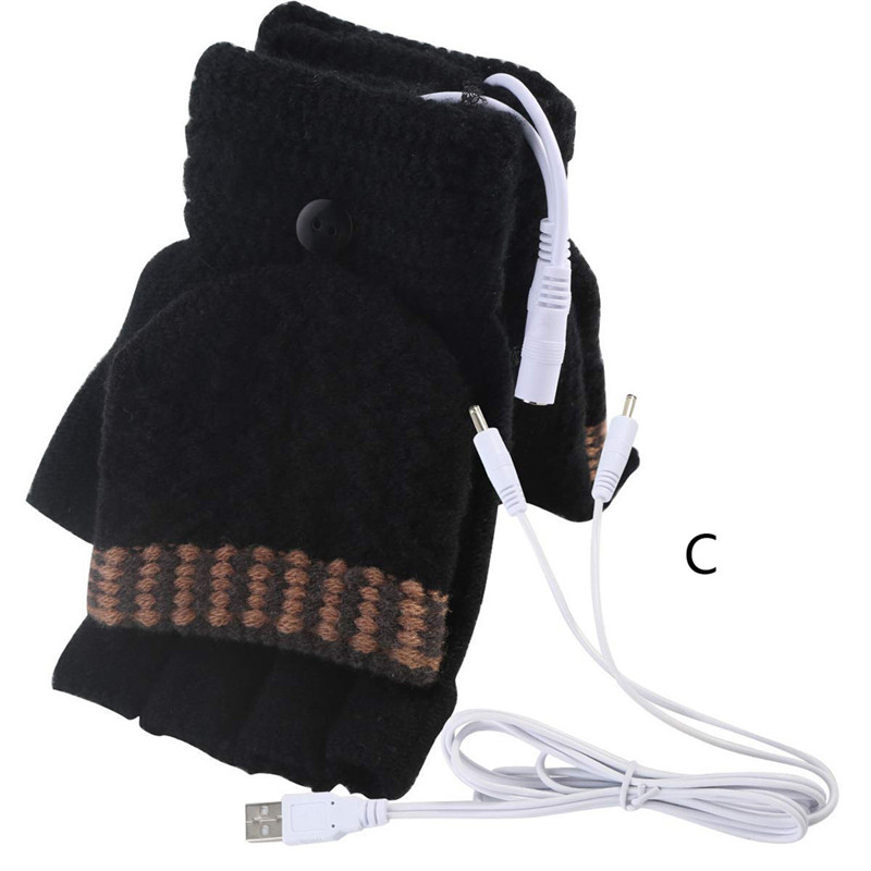 USB Heated Gloves 3