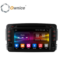 4G SIM LTE Android 6 0 4 Core 2 Din Car DVD Player GPS For Mercedes