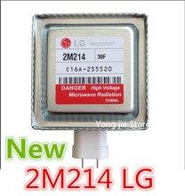 新しい 2M214 LG マグネトロン電子レンジ部品、電子オーブンスペアパーツ