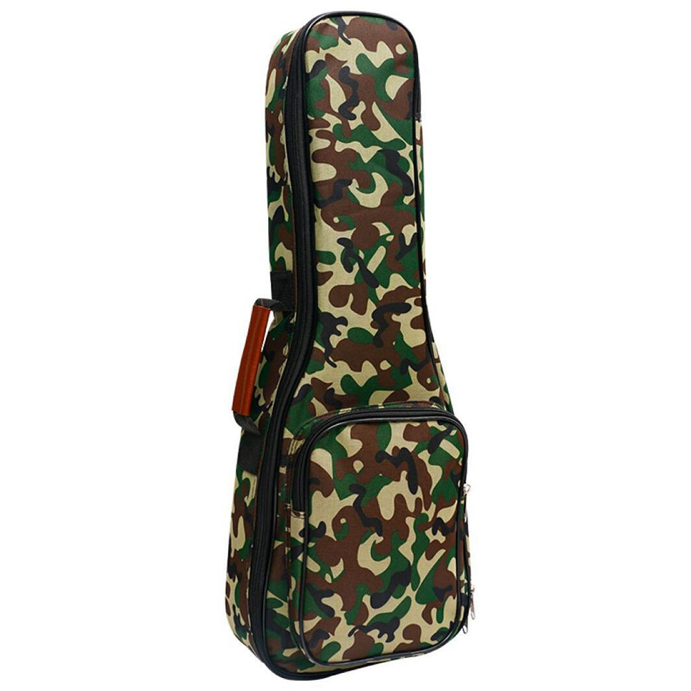 FGGS-Waterproof Ukulele Bag Case Backpack Ukelele Guitar Accessories Blue 26/27 inch - 75*28cm