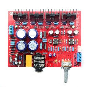 Image 5 - CIRMECH Amplificador de auriculares con base en Beyerdynamic A1 MC33078 BD139 BD140, arquitectura con protección para auriculares, potenciómetro ALPS