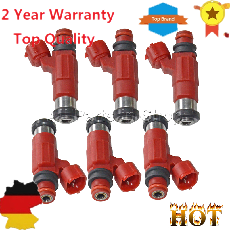 Set of 4Pcs Fuel Injectors For Mitsubishi Eclipse Chrysler CDH210 INP-771