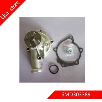 Orignal SMD303389 Water pump for Great wall HAVAL 4G63 4G64 4G69 ENGINE  HOVER CUV H2 H3 H5 H6 WINGLE 5 6