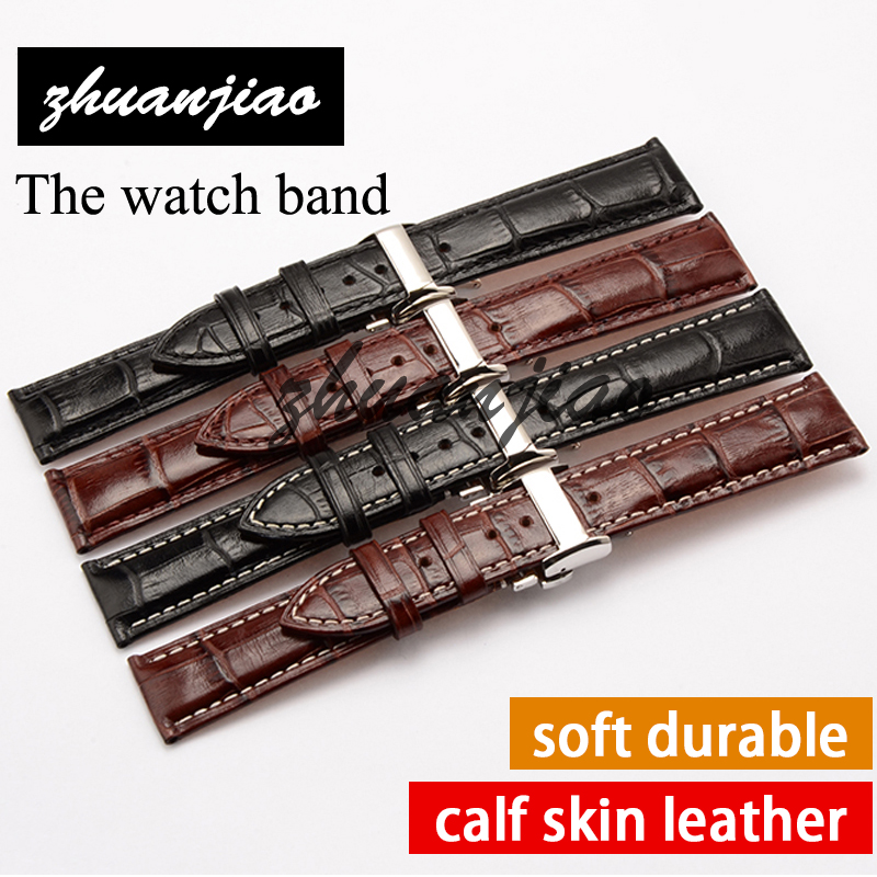 Real Italy leather suitable for the L2 series, black and brown 20mm Genuine Leather Watchband with Original Buckle Watchstrap the black crowes the black crowes amorica 2 lp