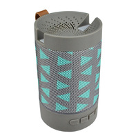 Portable Mini Bluetooth Speaker Subwoofer Wireless Speaker High Quality Surround Sound Speaker With Colorful Atmosphere Lights