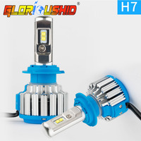 Super Bright Car Headlights H7 LED H8 H11 HB3 9005 HB4 9006 70W 7000lm Auto Front