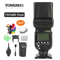 YONGNUO YN968N Wireless Flash Speedlite Equipped with LED Light YN968 TTL Flash for Nikon DSLR Camera YN622N YN560 TX RF603