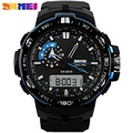 SKMEI 1081 Men Digital Dual Time Clock Sport Watch Casual Outdoor Fashion Watches Stop Watch Chronograph Waterproof Wristwatches