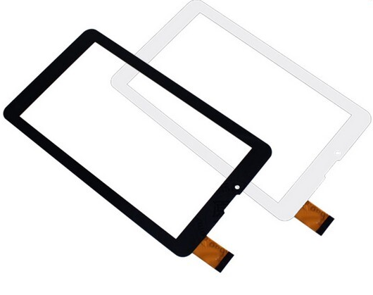 New Touch Screen Touch Panel Digitizer Sensor Glass Replacement SCF0706-A For 7