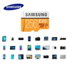 SAMSUNG EVO Micro SD Card 128GB 32GB Class10 tarjeta micro sd UHS-1 Memory card 256GB tf flash card 64GB cartao de memoria