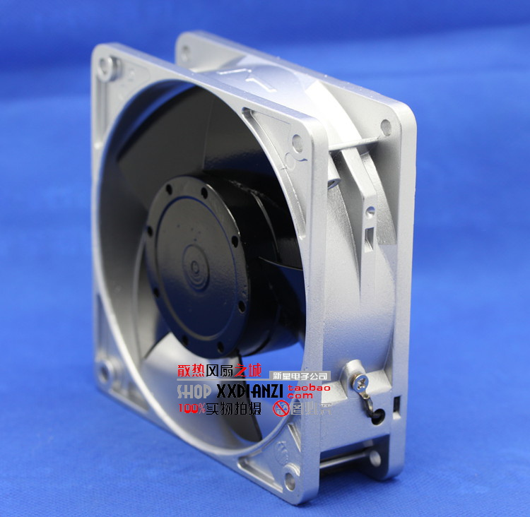 US12D22-GT AC 220V 16/15W 12038 120*120*38mm 12CM all-metal high temperature cooling fan