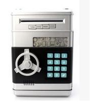 Telefon Desgin Kreatywny Hasło Bezpieczne Atm Piggy Oszczędności Bankowych Pieniędzy Box Zabawka Mini Bezpieczne Automatyczne SJQ515 Dziecko Dzieci Prezent Urodzinowy
