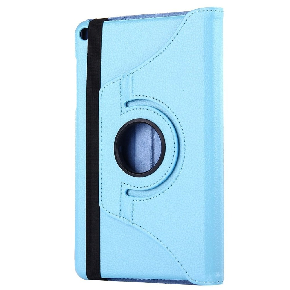 Hot 360 Rotating Flip Stand PU Leather Cover For Huawei Mediapad T1 8.0 T1-821 T1-821W T1-823L S8-701U S8-701W Tablet Case