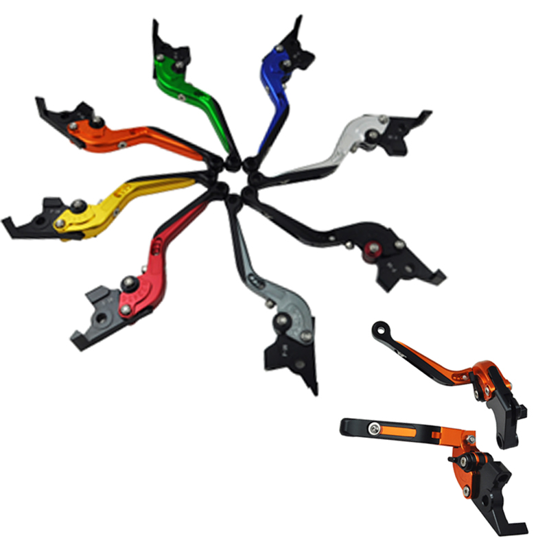ФОТО Motorbike Accessories CNC Folding & Extending Brake Clutch Levers For Honda CBR600RR 2003 - 2006 2004 2005 CBR 600RR CBR600 RR