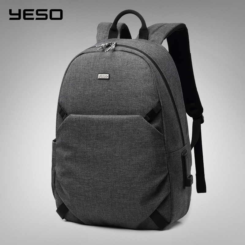 YESO New Fashion Women Backpack Oxford High Quality Backpacks for Men Female Ladies Shoulder Bag Girl