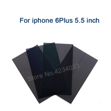 100% New Brand LCD Polarizer Film Polarization film Polarized Light For Apple iPhone 6 7 8 plus 5.5 inch 50PCS