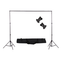 Fotografia Heavy Duty 2 M X 2 M Foto Studio Sfondo Sfondo Supporto Del Basamento Kit(China)