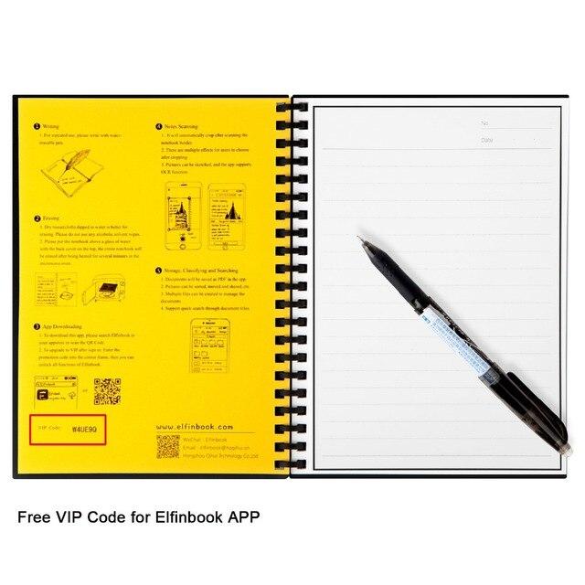 2.0 Smart Erasable eNotebook 4