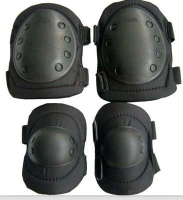 Équipement équestre professionnel 2 + 2 genou et coude et équipement d'équitation épais écaille de tortue équipement équestre équipement de protection