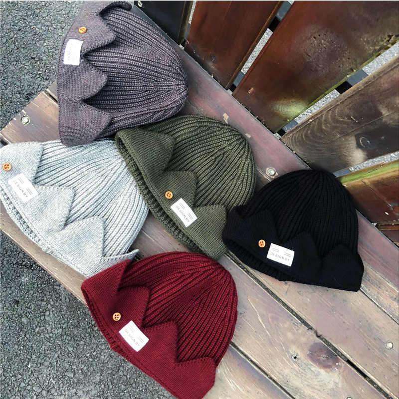 Riverdale Knitted Cap Cosplay Skullcap Jughead Jones Hat Winter Warm Beanie Caps Women Men Christmas Gifts