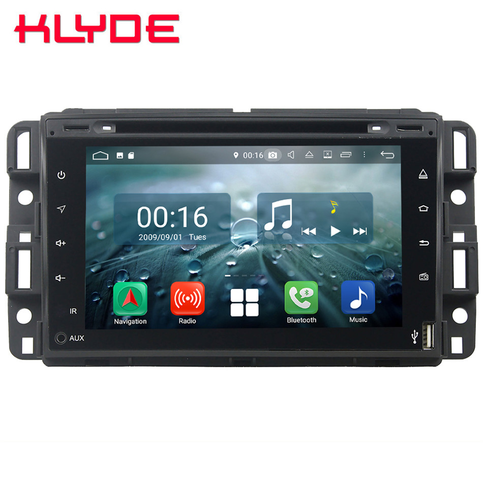 Octa Core 4G Android 8.1 4GB RAM 64GB ROM USB AUX Car DVD Player Stereo Radio For Chevrolet Express Traverse Suburban Avalanche
