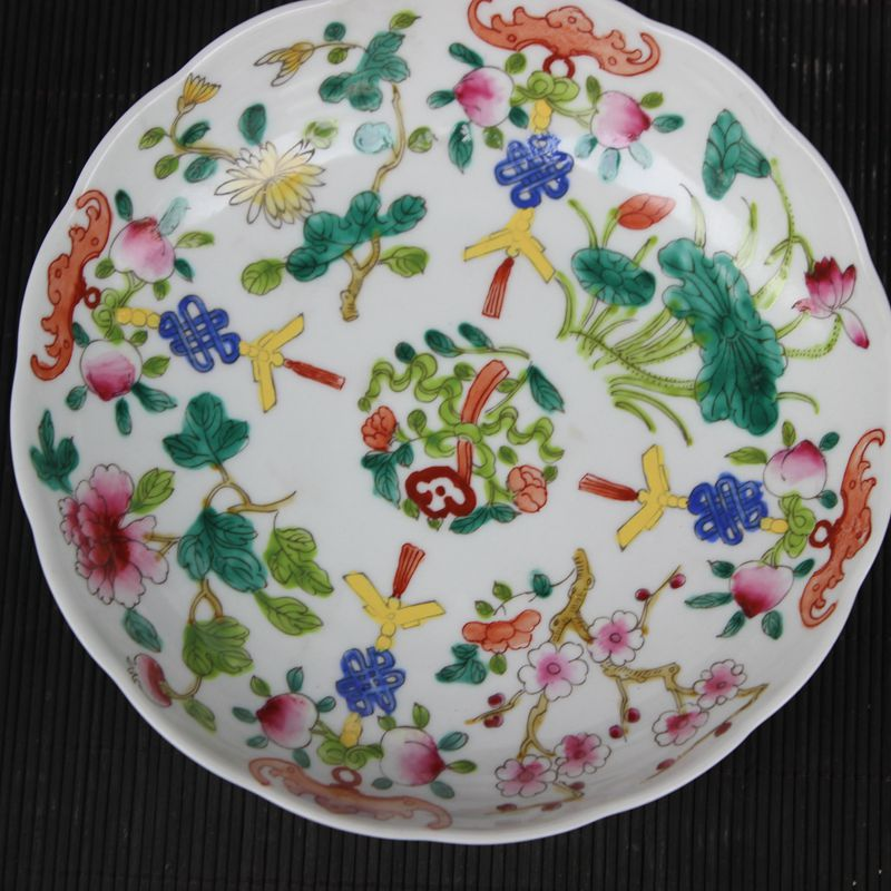 Ceramic Decoration Hanging Plate