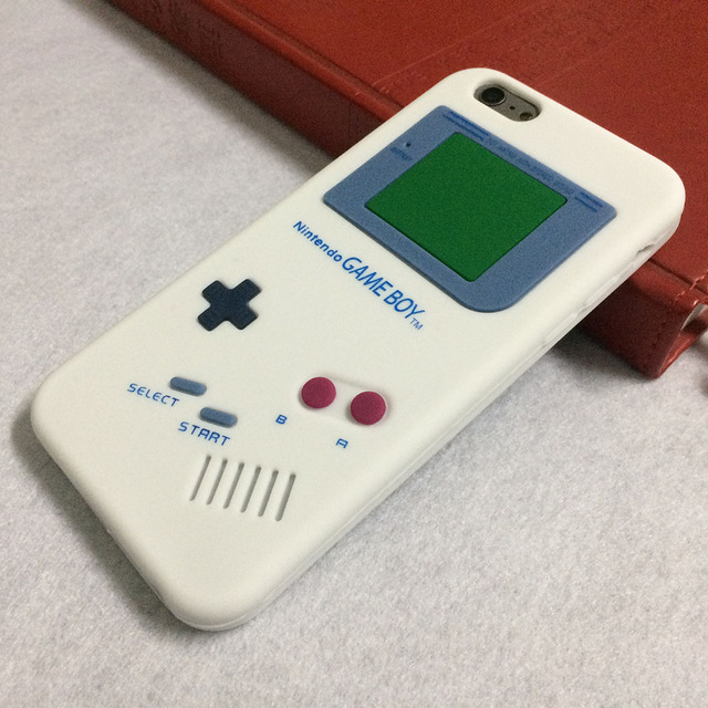 custodia gameboy iphone se