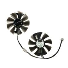 GTX1060 GTX960 GPU VGA альтернатива охладитель 85 мм вентилятор охлаждения для KFA2 GEFORCE GTX 1060/960 Графика карты как замена