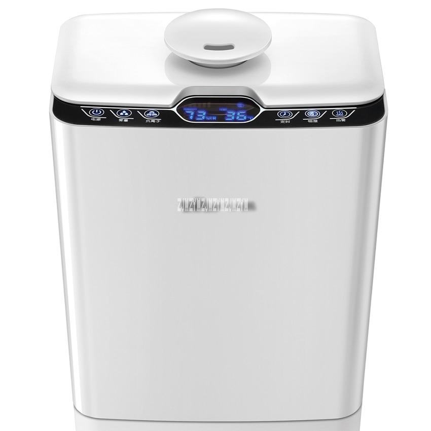 все цены на JSQ-140WA High Quality Home Office 4L Intelligent Constant Humidifier Mute Ultrasonic High Temperature Sterilization Humidifier онлайн