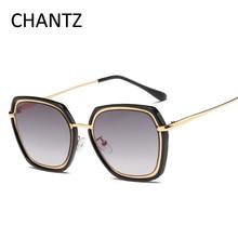 Square Mirror Sunglasses Women Brand Designer 2018 High Quality Fashion Driving Sun Glasses Female UV400 Lunette De Soleil Femme