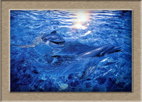 Christian Riese Lassen Togetherness HD Print Oil Painting Wall Painting Wall Art Picture For Living Room