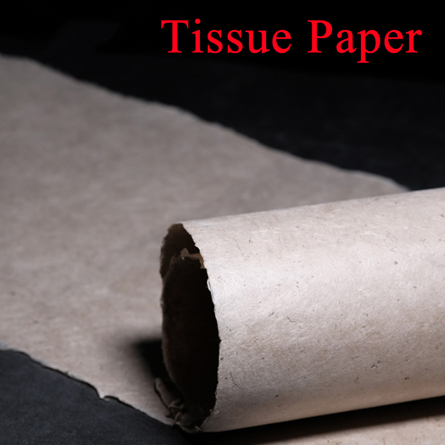 Chinese Tissue paper for Painting Calligraphy Xuan paper Art Supply Natural ColorChinese Tissue paper for Painting Calligraphy Xuan paper Art Supply Natural Color