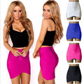 Skinny Skirts Cross Bandage Skirts 2015 European and American Style High End Women Clothing Plus Size Package Hip Skirt C134