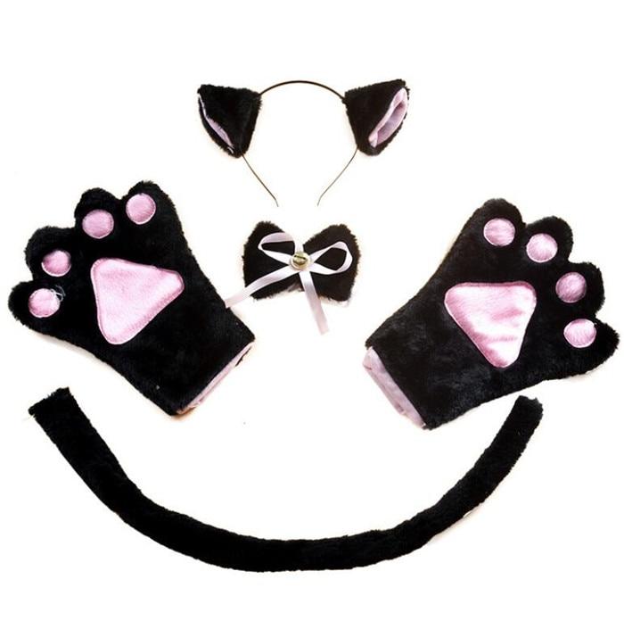 22ada892ad34f new anime neko cat cosplay fancy halloween costume maid lolita cat ...