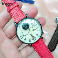 MATISSE Fashion Austria Crystal Big Dial Stainless Steel Watchband Office Fashion Women Girl Buiness Lady Quartz Wrist Watch