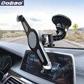 Cobao лобовое стекло Автомобиля держатель таблетки инструмент стол большой размер tablet 9.5-14.5 размер для ipad1/2/3/4 для iPad Pro для iPadair
