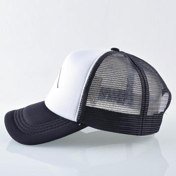 2019 New Baseball Cap Men Outdoor Beach Hat Women Summer Breathable Mesh Baseball Hats Snapback Hip Hop Cap Streetwear Bone 2