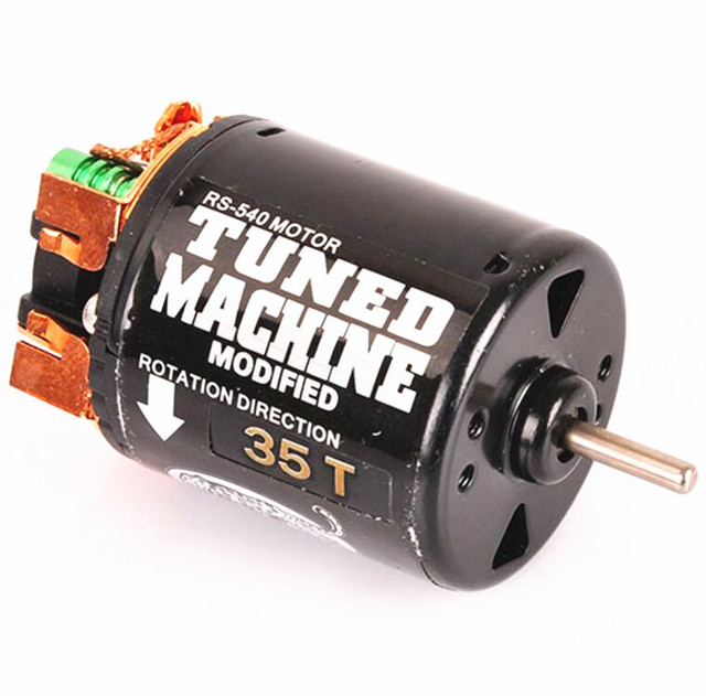 SNOW PANTHER HOBBY RC 540 35T Brushed Motor for HSP 1/10 94123 On-road Driting Car
