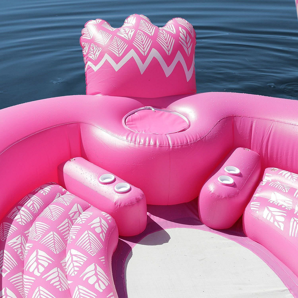 HTB1hhrfx7OWBuNjSsppq6xPgpXaC - Gigantic Flamingo Boat Floatie - MillennialShoppe.com | for Millennials