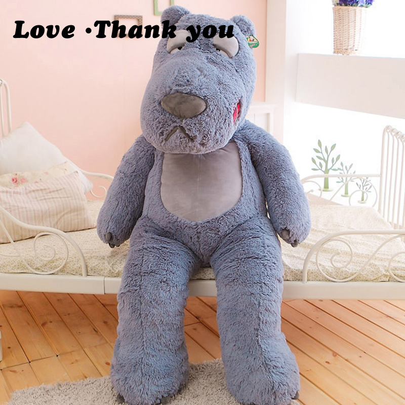 Sleepy Bear Doll Plush Toy Bear Oversized Cute Doll Doll Girl Christmas Gift Hug Bear the lovely bow bear doll teddy bear hug bear plush toy doll birthday gift blue bear about 120cm