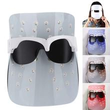 3 Colors LED Photon Facial Mask Skin Rejuvenation Light Therapy Acne Removal Anti-wrinkles Beauty LED Mask Machine Home Use цены
