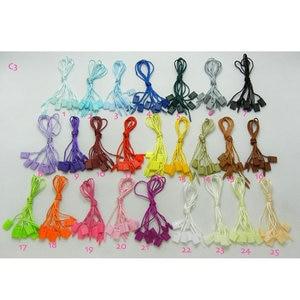 seal hang tag /free shipping/hang tag with string/plastic tag