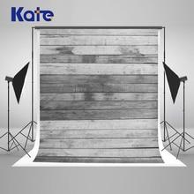 Фотография Kate 5X7FT Retro Wood Photo Backdrops Children Wooden Photography Background Washable Microfiber Backdrop Photography