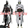 High Quality Custom-made Adult Men's Assassins Creed I Altair Costume Game Assassins Creed Costume Altair outfit Cosplay Costume