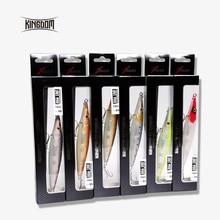 Kingdom Fishing Lure Sinking Pencil Asturie 90mm 17g/110mm 24g/130mm 36g/150mm 45g Model 7503