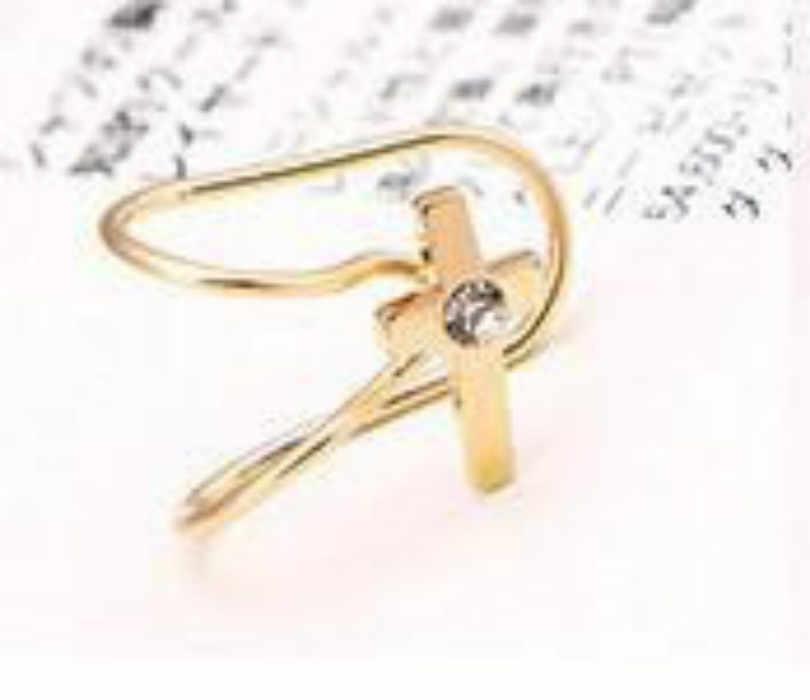 Fashion jewelry temperament single crystal star ear clip U-shaped ear clip love pearl ear clip type Bohemian female earrings